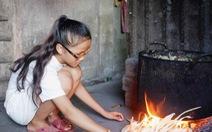 Cô học trò nghèo mồ côi cha mơ làm cô giáo