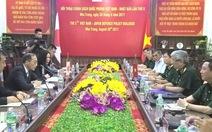 Đối thoại chính sách quốc phòng Việt Nam - Nhật Bản lần thứ 5