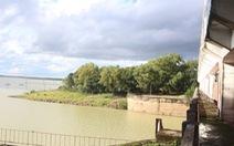 Từ sáng mai, hồ Dầu Tiếng xả tràn xuống sông Sài Gòn 10 ngày