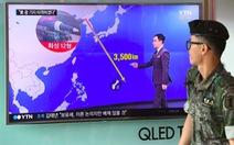 Bình Nhưỡng gửi thông điệp gì qua các quả tên lửa?