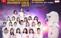Đạo diễn thời trang Nguyễn Hưng Phúc được tôn vinh tại Singapore