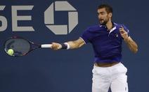 Marin Cilic dừng bước ở vòng 3 US Open
