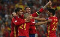 Thắng đậm Ý, Tây Ban Nha tiến gần chiếc vé dự World Cup 2018