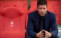 Điểm tin tối 5-9: HLV Simeone gắn bó với Atletico Madrid đến năm 2020