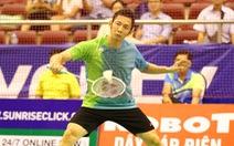 Tiến Minh thắng chóng vánh ở vòng 1 Giải Vietnam Open