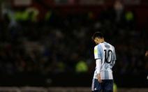 Argentina bị Venezuela cầm hòa trên sân nhà
