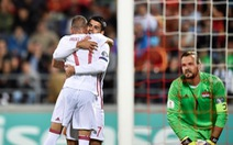 Đè bẹp Liechtenstein, Tây Ban Nha chạm tay vào vé dự World Cup 2018