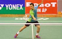Tiến Minh chia tay Giải cầu lông Vietnam Open 2017