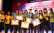 Giao lưu VĐV xuất sắc ở SEA Games 29:Thông điệp khỏe cho giới trẻ