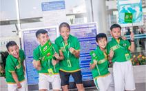 5 cầu thủ nhí Việt Nam trở về từ Camp Nou