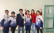 Nguyễn Thị Ngoan giành HCV karatedo thế giới 2017