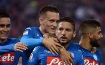 Điểm tin sáng 11-9: Napoli thắng trận thứ ba liên tiếp