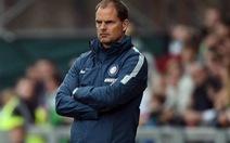 HLV Frank De Boer bị Crystal Palace sa thải chỉ sau 77 ngày cầm quân