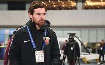 HLV Villas-Boas tố CLB Trung Quốc chơi bẩn