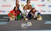 Vi Thị Hằng giành HCV Para Games 2017 đầu tiên cho VN