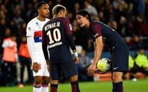 Cuộc chiến ngai vàng Neymar - Cavani