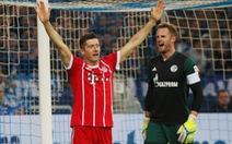 Hạ gục nhanh Schalke, B.M tạm chiếm ngôi đầu