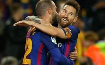 Messi lập cú 'poker', Barca đè bẹp Eibar