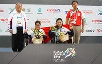 Kình ngư Bích Như phá kỷ lục ASEAN Para Games