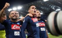 Napoli và Juventus duy trì chuỗi trận toàn thắng