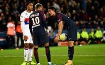Cuộc đối đầu Neymar - Cavani đe dọa giấc mơ bá chủ của PSG