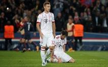 Sự lỗi thời nhấn chìm Bayern Munich trên đất Pháp