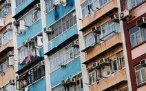 Hồng Kông thiếu quỹ đất để xây nhà ở