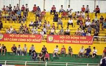 """Khán giả không đến sân vì """"chất lượng V-League quá thấp"""""""