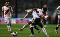 Hòa Peru, Argentina nhiều khả năng không được dự World Cup 2018