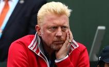 Boris Becker sắp phải bán cúp trả nợ