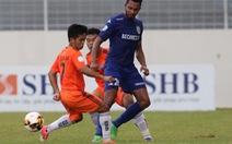 Quá khó cho Quảng Nam và Đà Nẵng ở cúp quốc gia