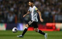 Trận cầu sự nghiệp của Messi