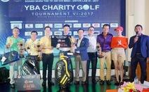 Điểm tin tối 12-10: Giải golf từ thiện quyên góp 330 triệu đồng