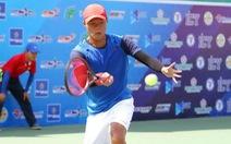 Minh Tuấn đăng quang Giải quần vợt quốc gia 2017