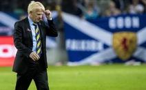 Điểm tin sáng 13-10: HLV Strachan chia tay tuyển Scotland