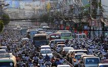 Chuyên gia và người dân nói gì về chuyện thu phí xe hơi vào trung tâm TP.HCM?