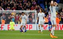 Chelsea gục ngã trên sân đội cuối bảng Crystal Palace