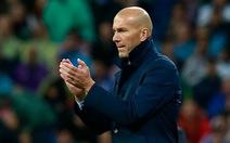 """HLV Zidane: """"Kết quả hòa là hợp lý"""""""