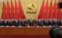Khai mạc Đại hội 19 Đảng Cộng sản Trung Quốc