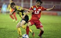 Bóng đá nữ Hàn Quốc vươn ra thế giới từ học đường