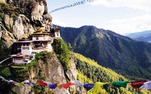 Tiếng Bhutan không có lời tạm biệt