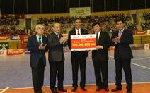 Giải Futsal Đông Nam Á HDBank Cup 2017: Tuyển Việt Nam phá kỷ lục ở trận ra quân