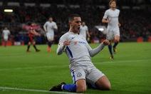 """Hazard """"nổ súng"""", Chelsea thắng tối thiểu Bournemouth"""