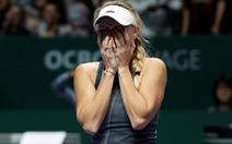Đánh bại Venus, Wozniacki lần đầu vô địch WTA Finals
