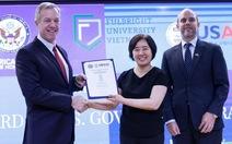 ĐH Fulbright VN tuyển sinh khóa đầu, 100% sinh viên được học bổng