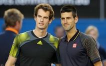 Djokovic và Murray rớt hạng thê thảm