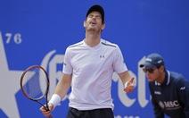 Điểm tin tối 6-11: Murray rớt 13 bậc trên bảng xếp hạng