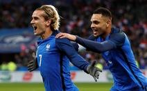 Điểm tin sáng 11-11: Pháp thắng dễ Xứ Wales