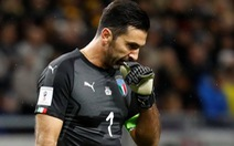 Có ai tiếc nuối tuyển Ý?