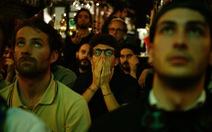 Người Ý khóc than cho đội nhà